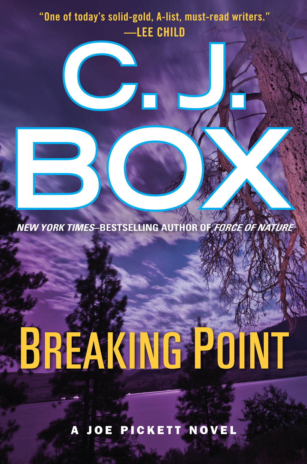 Breaking Point By: C. J. Box