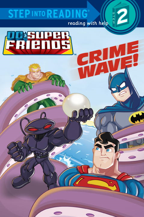 Crime Wave (DC Super Friends)
