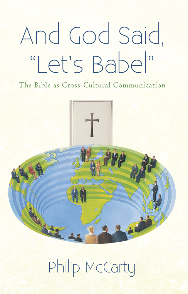 "And God Said, ""Lets Babel"""