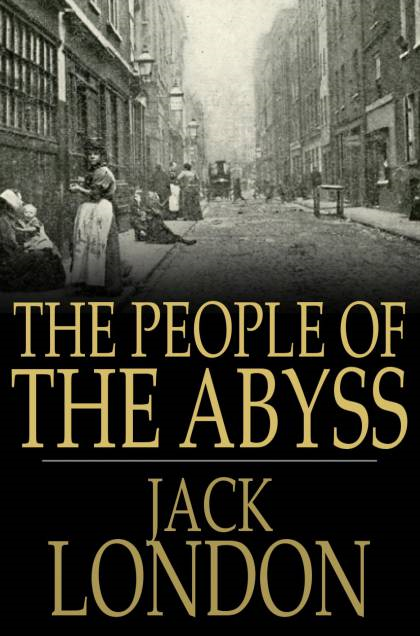 Cover Image: The People Of The Abyss