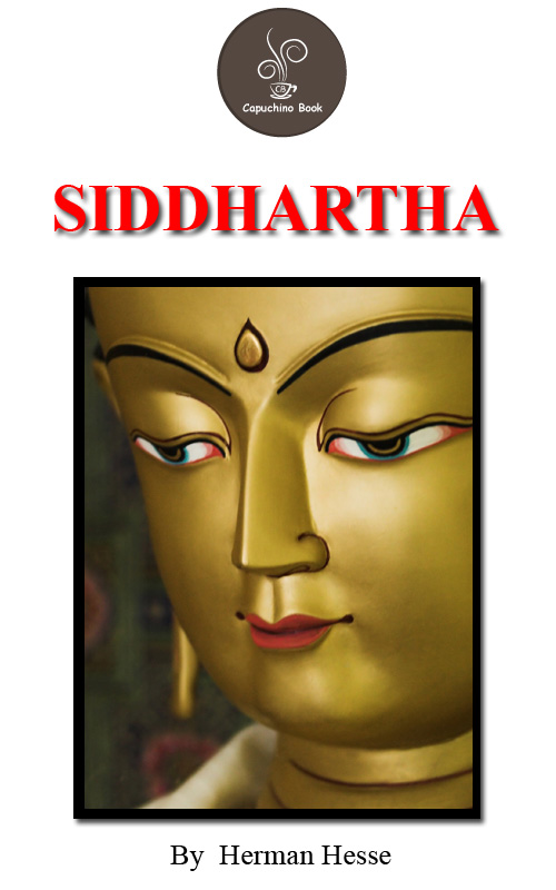 Siddhartha by Herman Hesse  (FREE Audiobook Included!)
