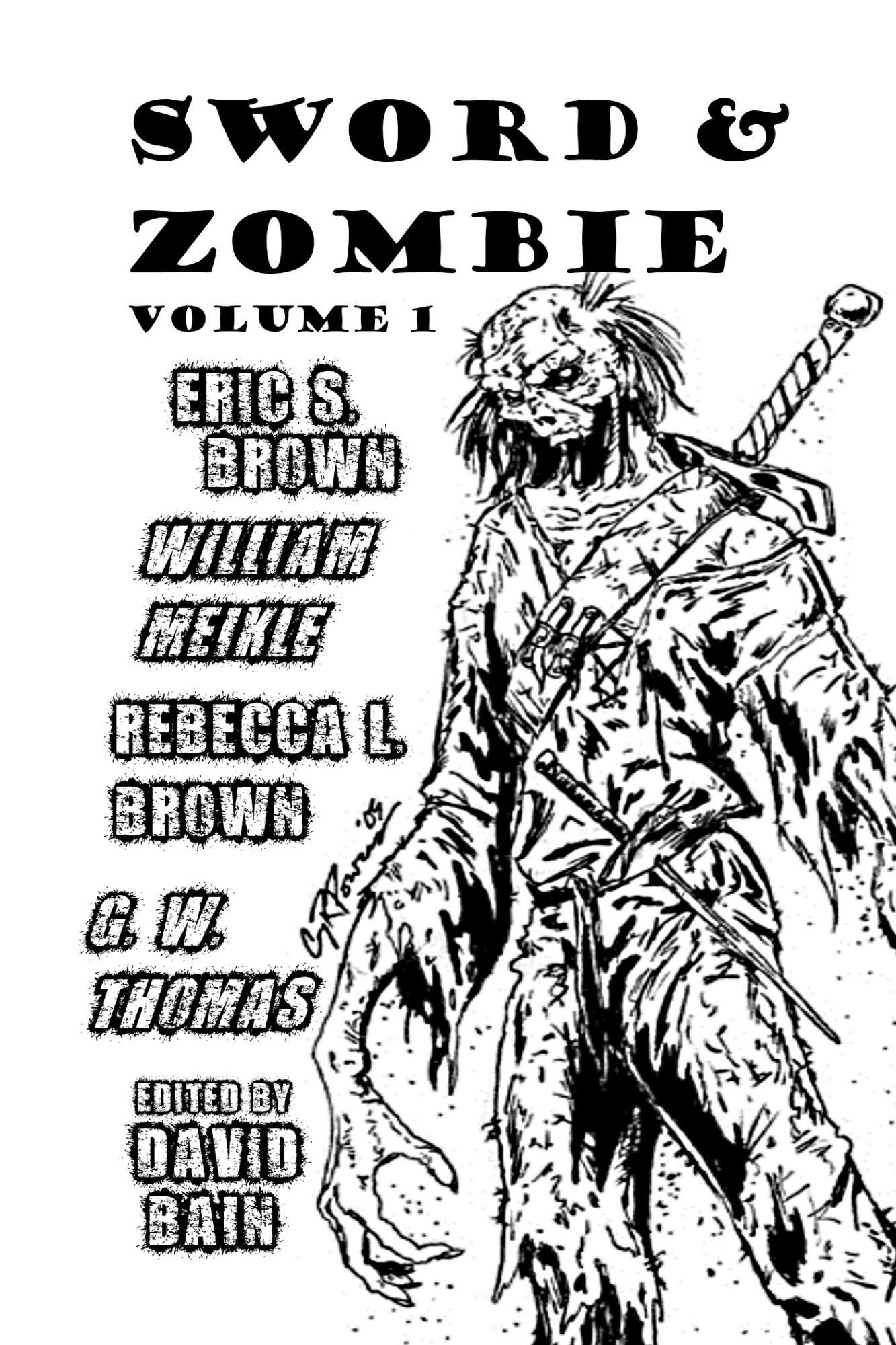 Sword and Zombie: Volume 1