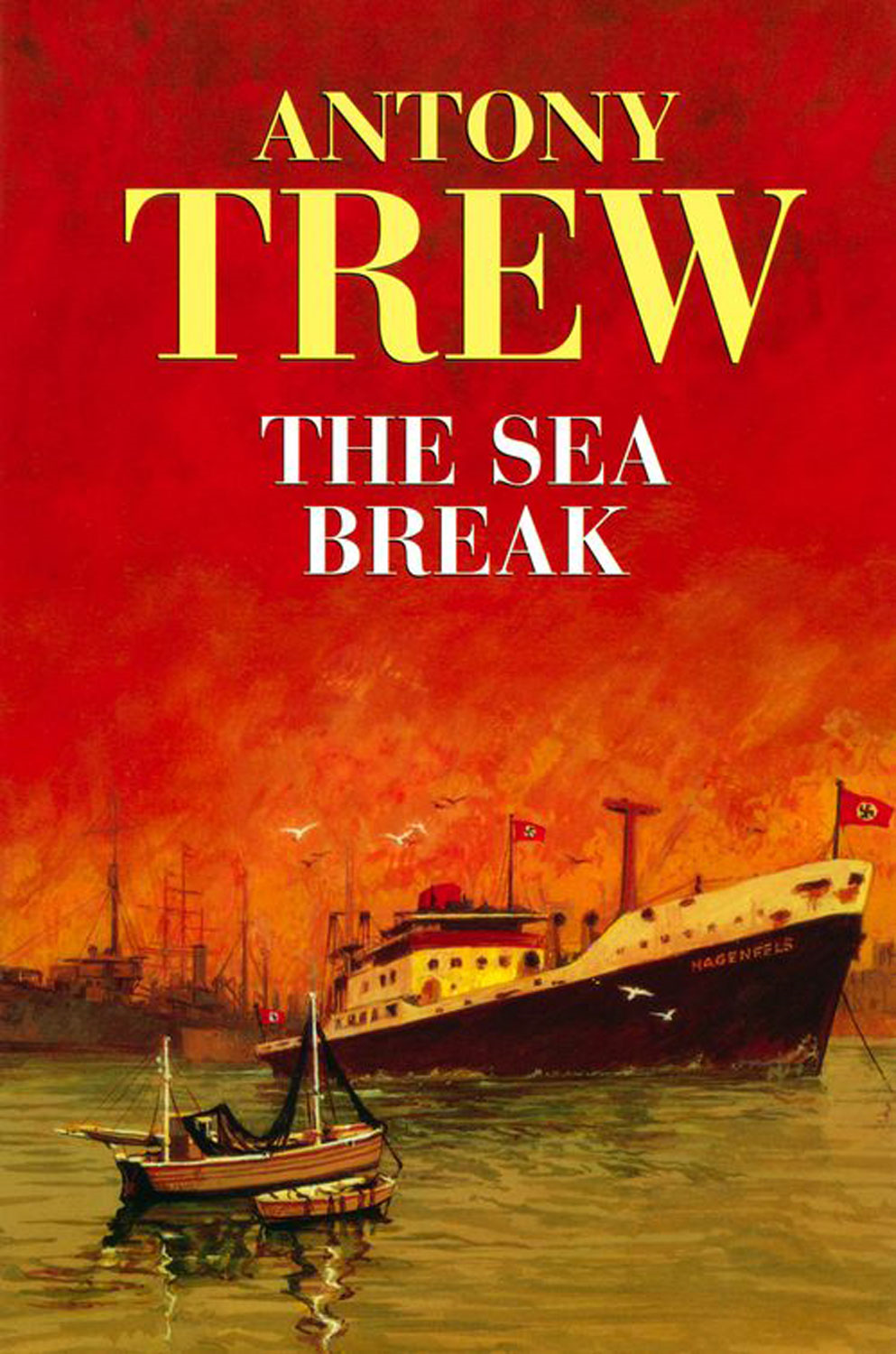 The Sea Break By: Anthony Trew