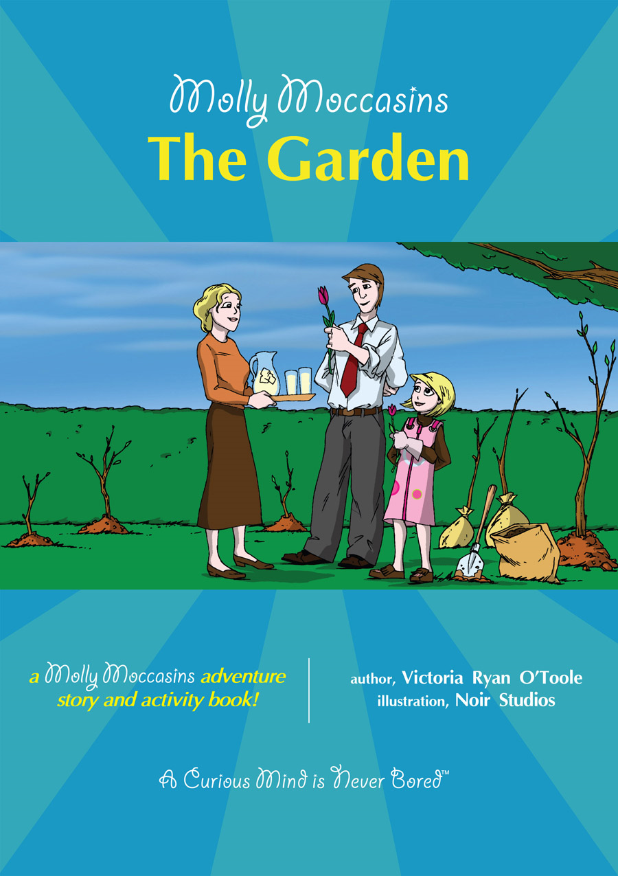 The Garden By: Victoria Ryan O'Toole,Urban Fox Studios