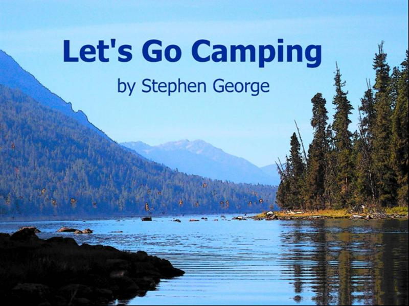 Let's Go Camping: The Clearing