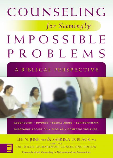 Counseling for Seemingly Impossible Problems By: Willie   Richardson