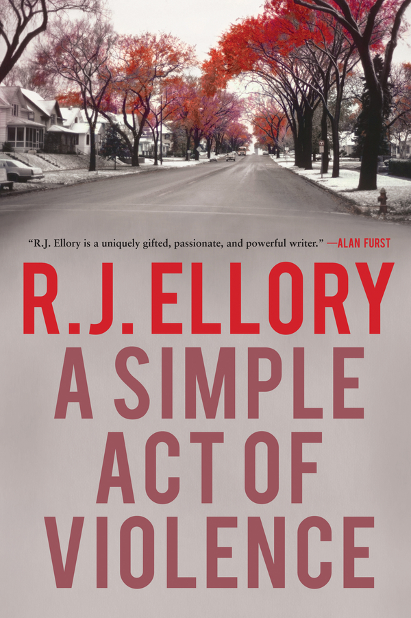 A Simple Act of Violence By: R.J. Ellory