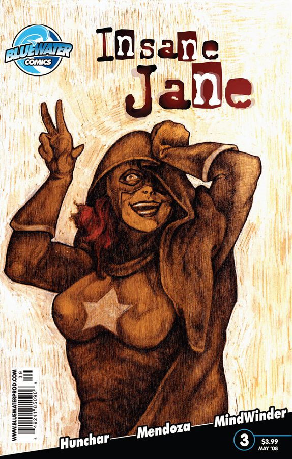 Insane Jane #3