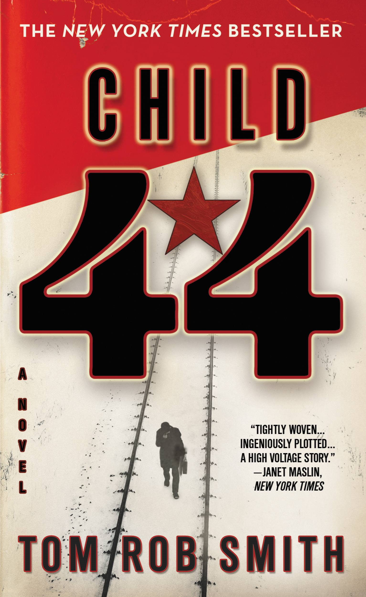 Child 44 By: Tom Rob Smith
