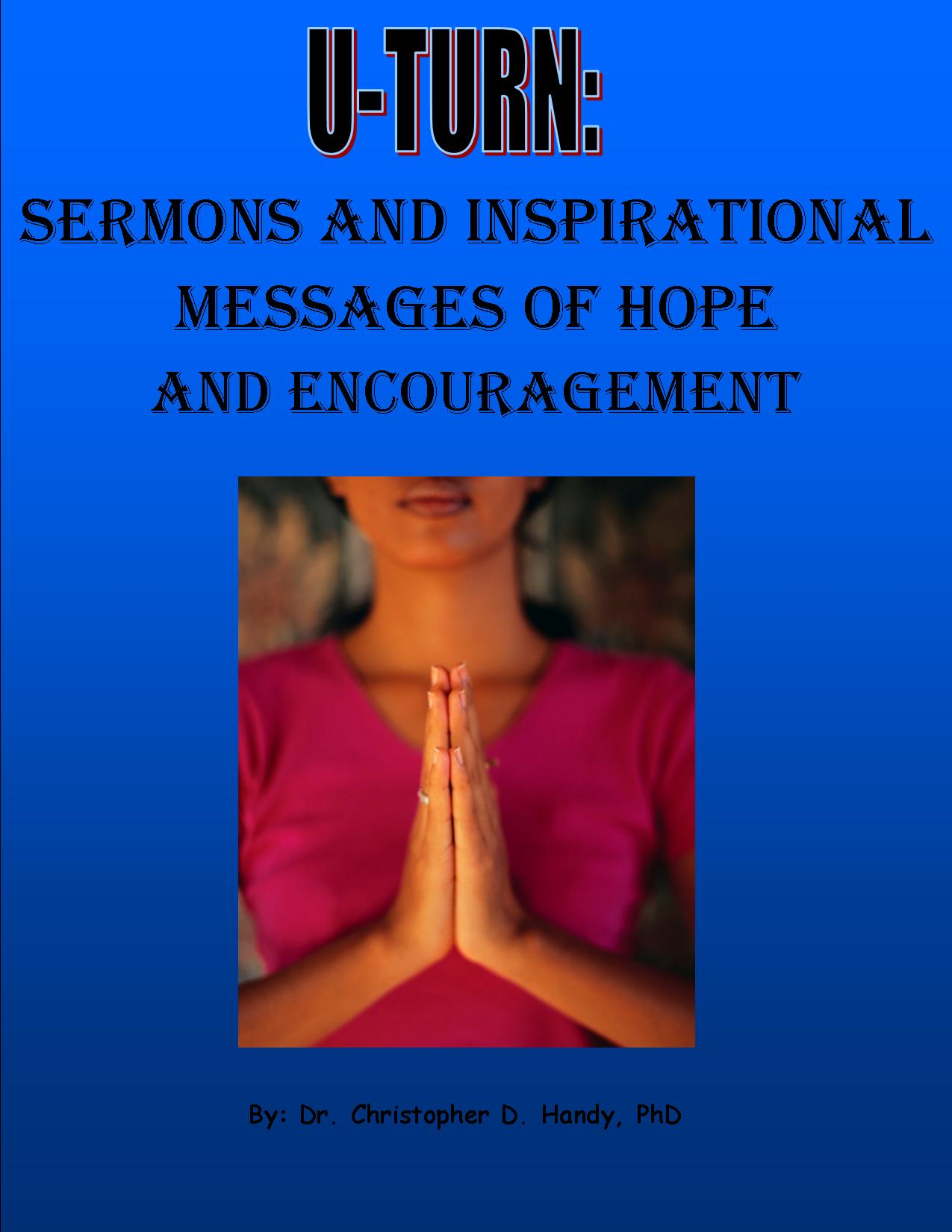 U-Turn Sermons and Messages of Hope and Encouragement