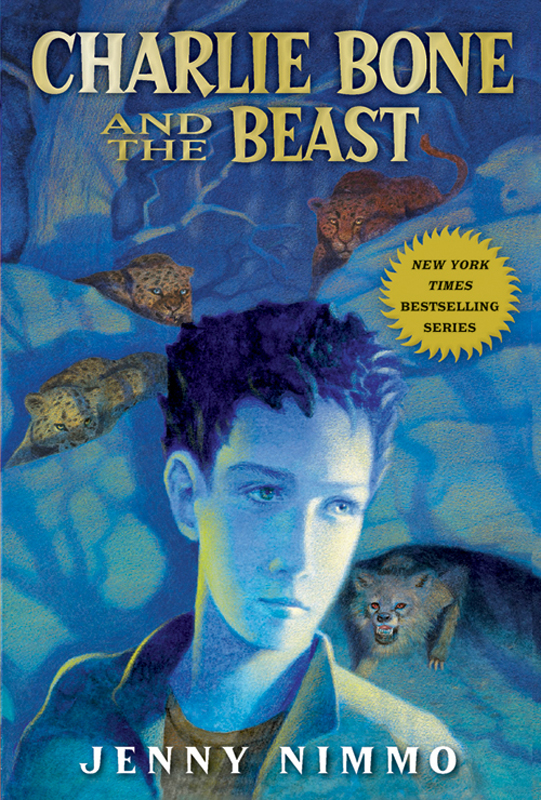 Children of the Red King #6: Charlie Bone and the Beast By: Jenny Nimmo