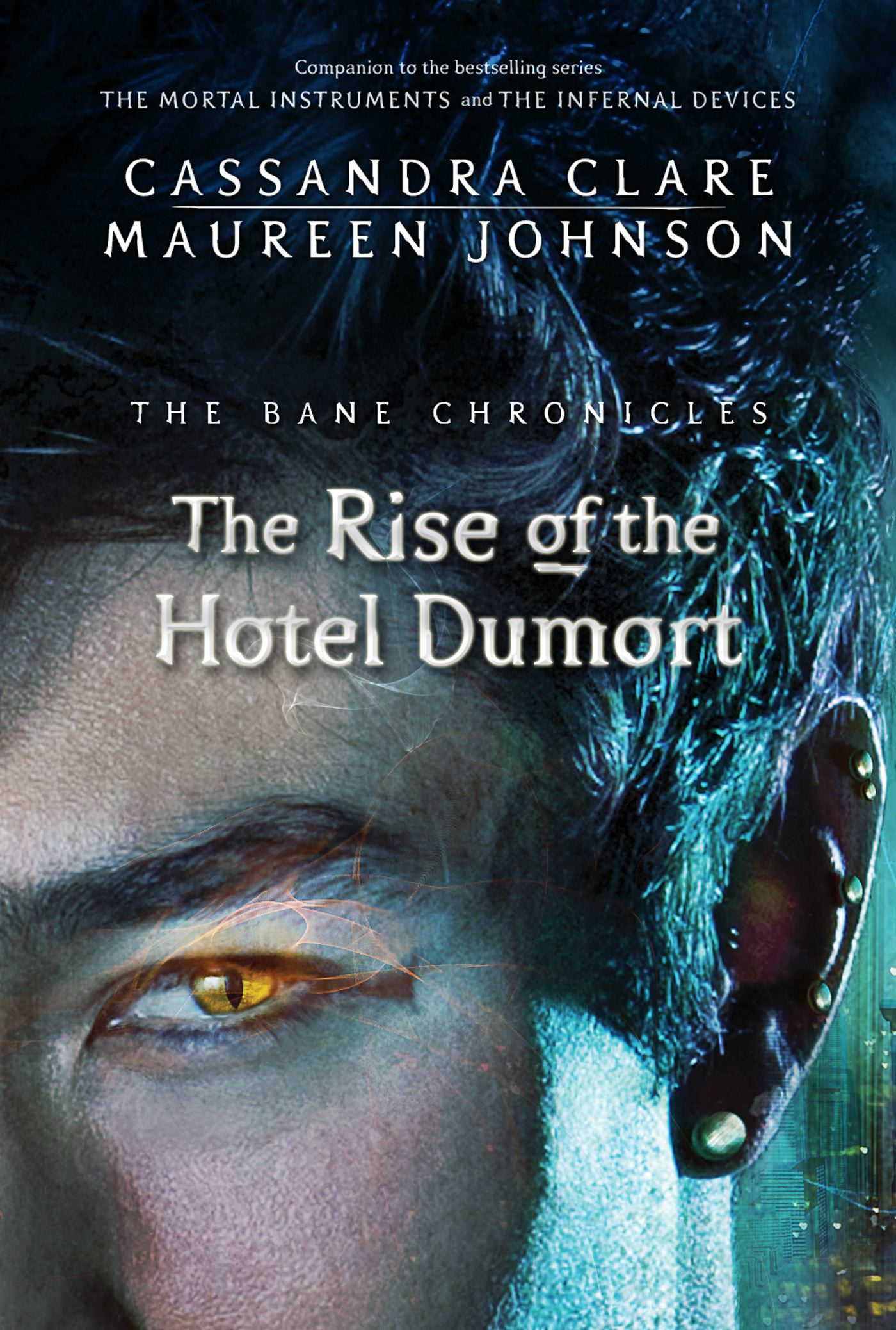 Book Cover: The Rise of the Hotel Dumort