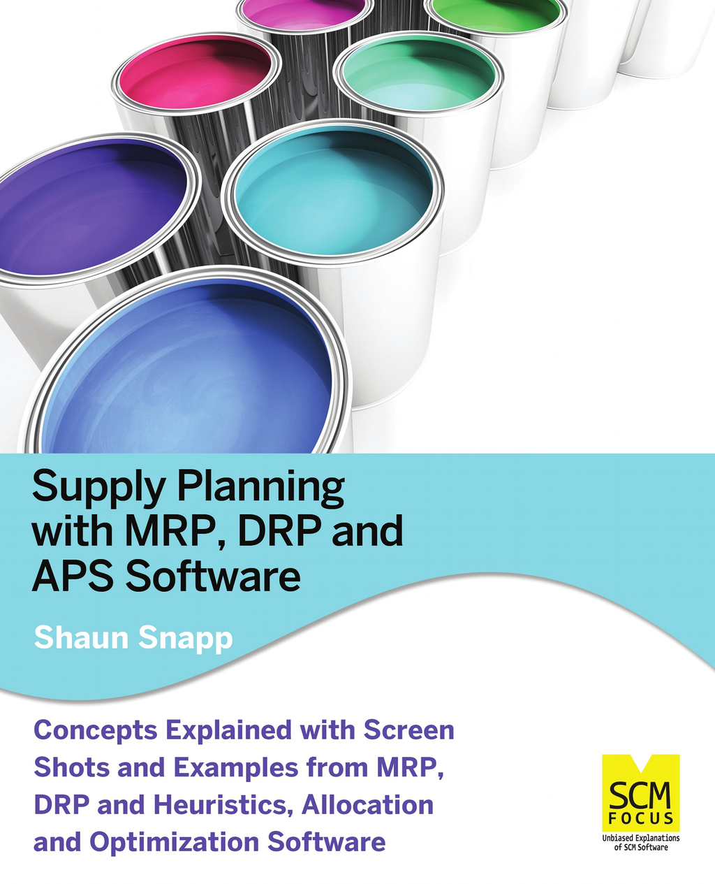 Supply Planning with MRP/DRP and APS Software