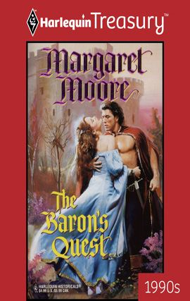 The Baron's Quest By: Margaret Moore