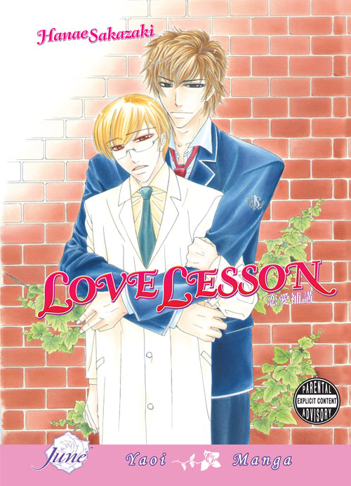 Love Lesson (Yaoi Manga)