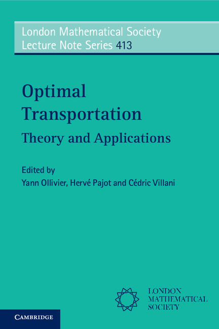 Optimal Transportation Theory and Applications