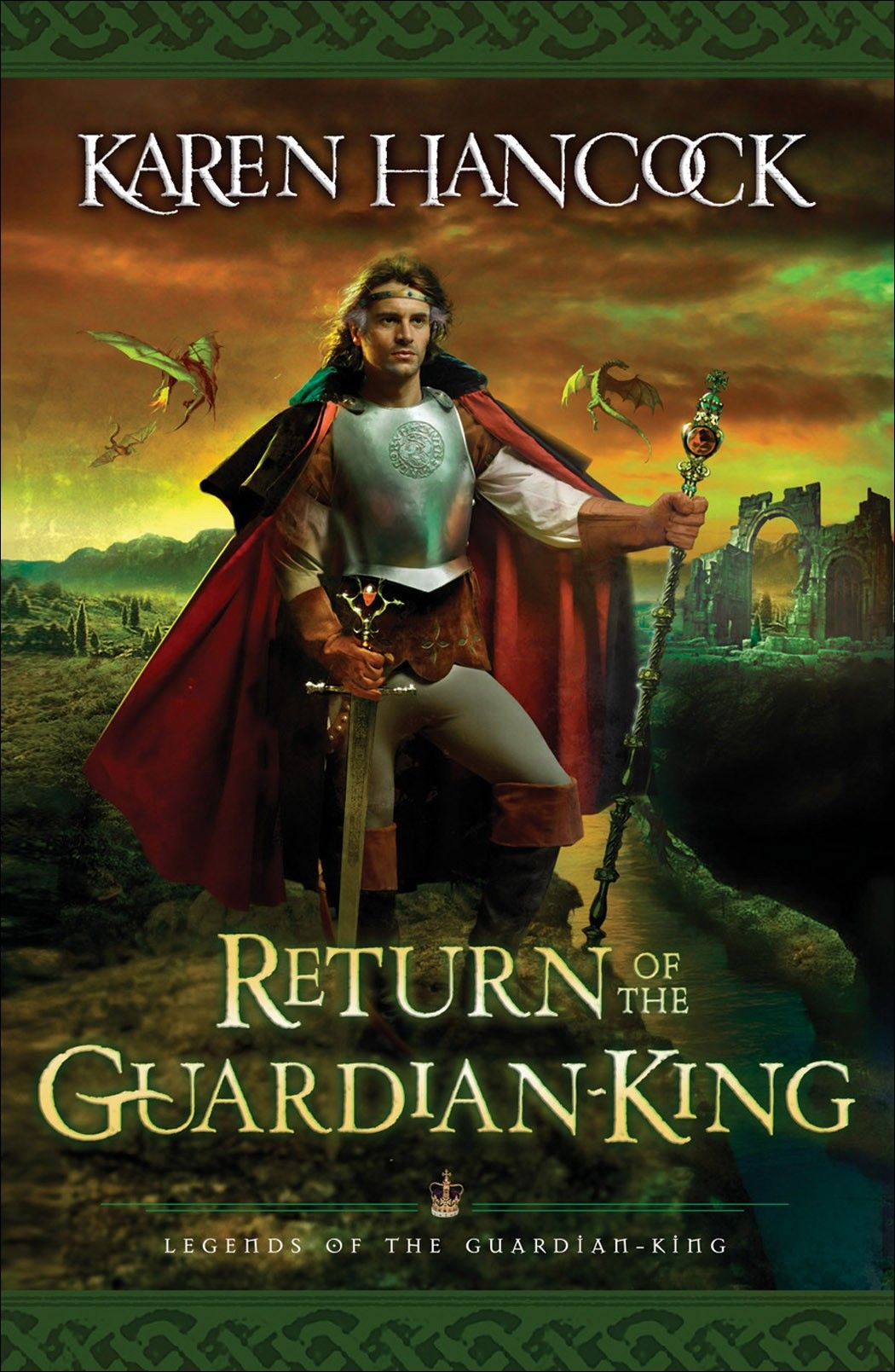 Return of the Guardian-King (Legends of the Guardian-King Book #4)