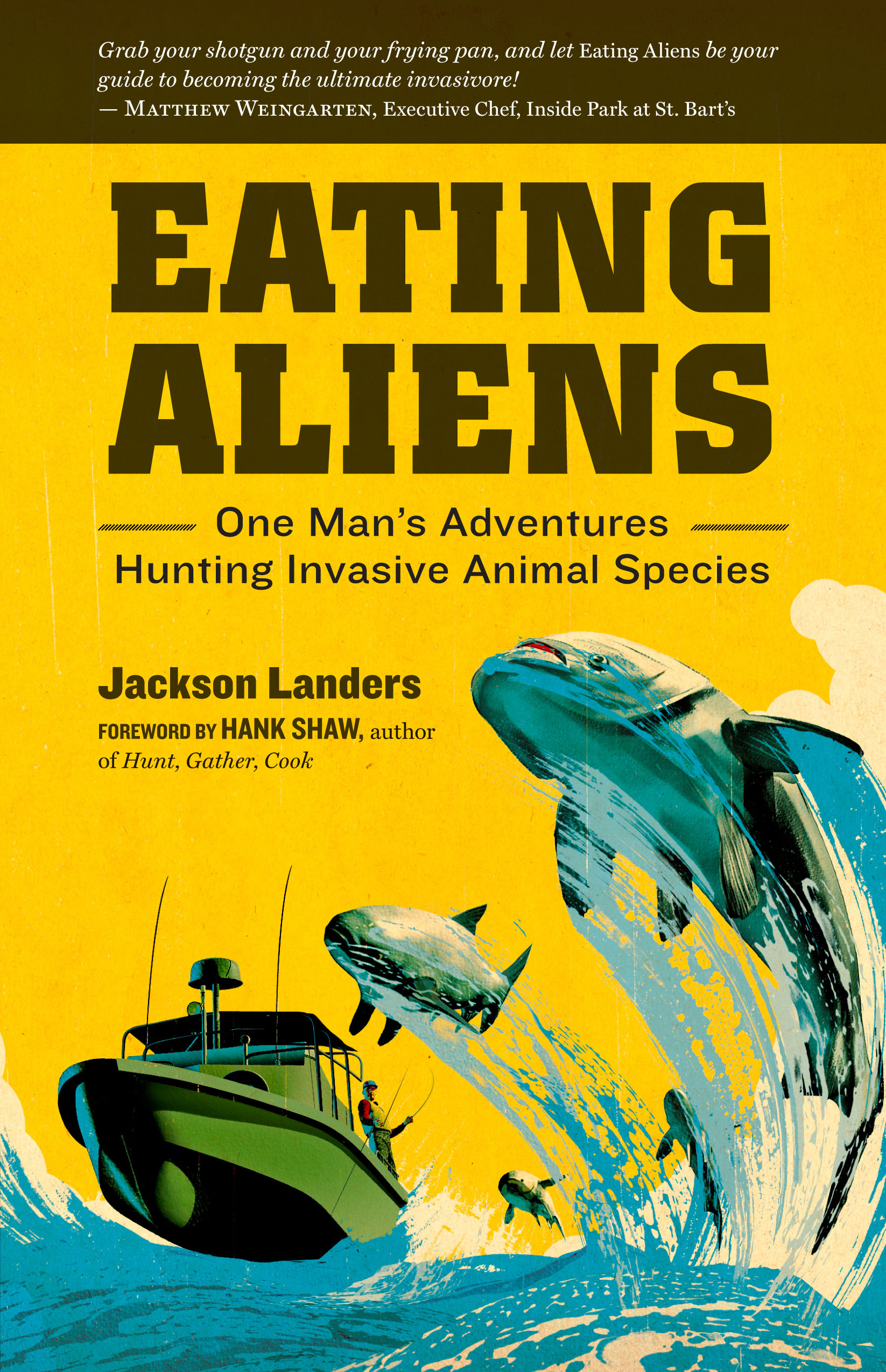 Eating Aliens By: Jackson Landers