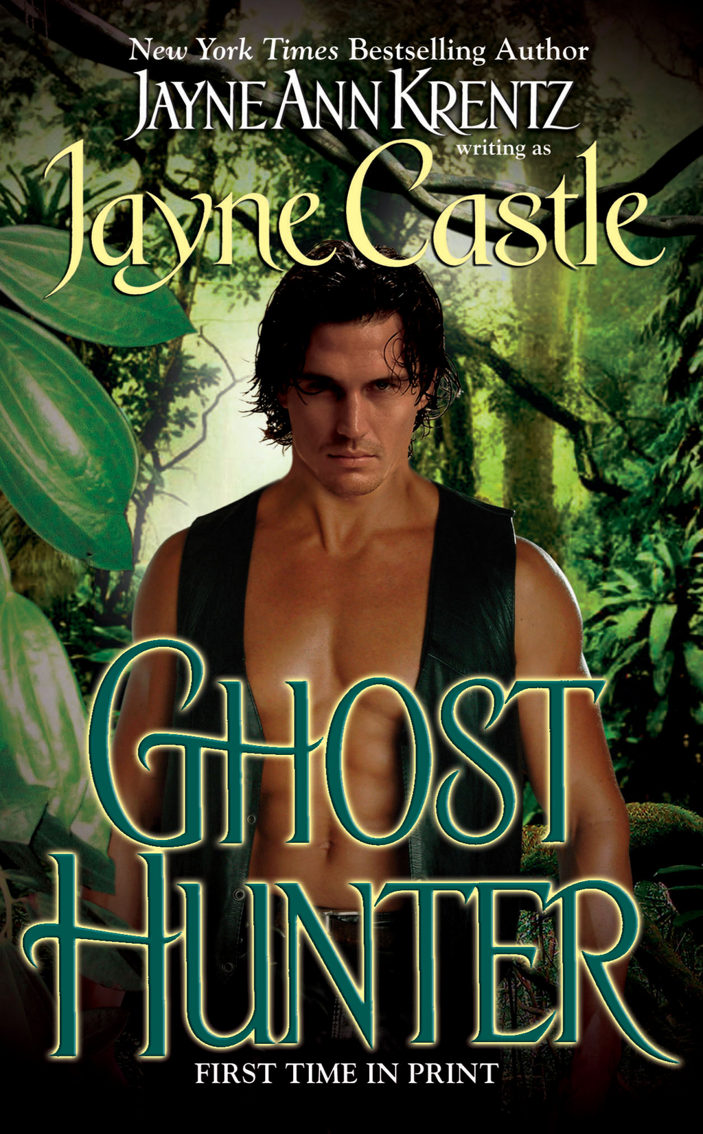 Ghost Hunter By: Jayne Castle