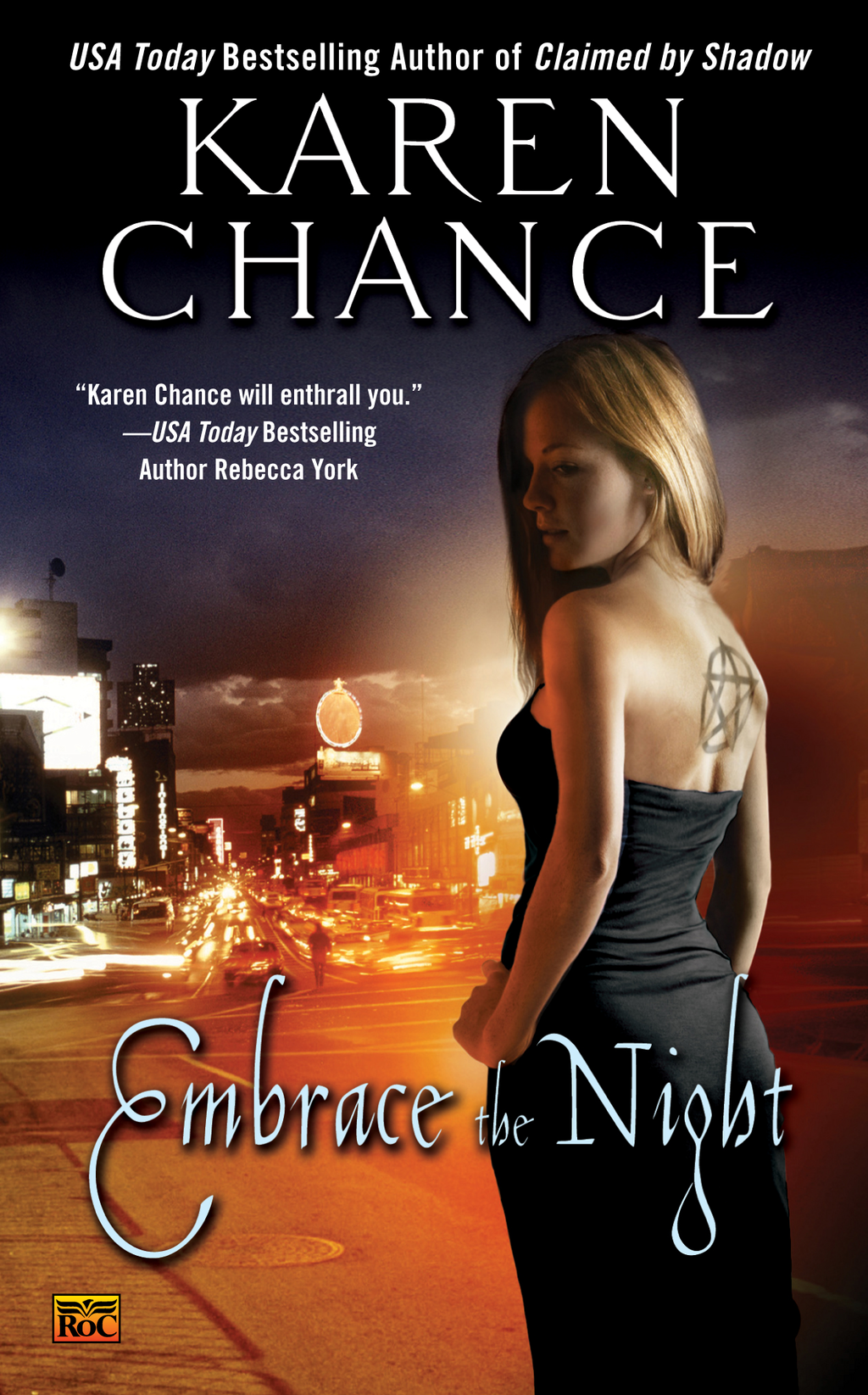Embrace the Night By: Karen Chance