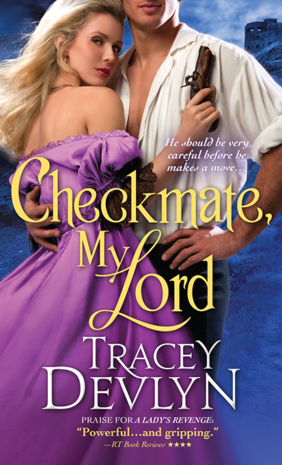 Checkmate, My Lord By: Tracey Devlyn