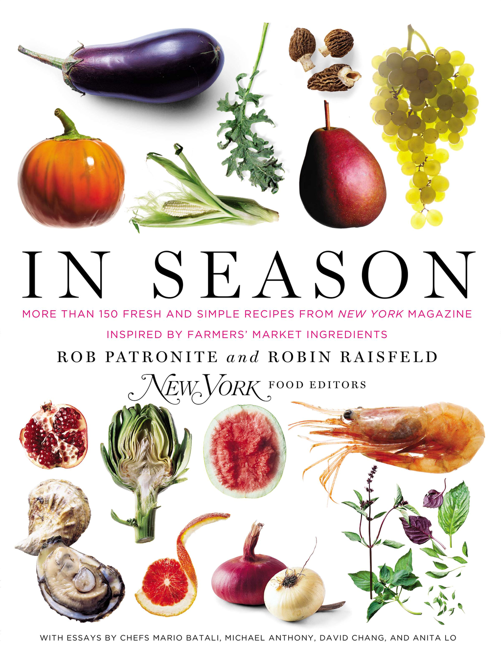 In Season By: Rob Patronite,Robin Raisfeld