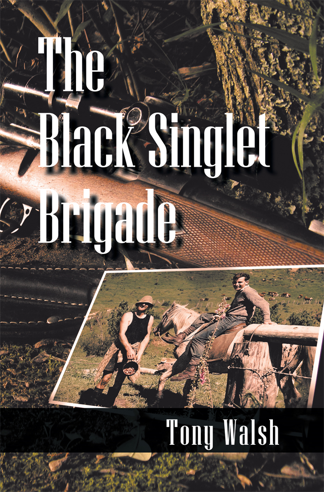 The Black Singlet Brigade By: Tony Walsh