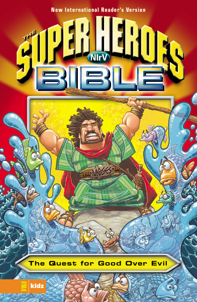 The Super Heroes Bible