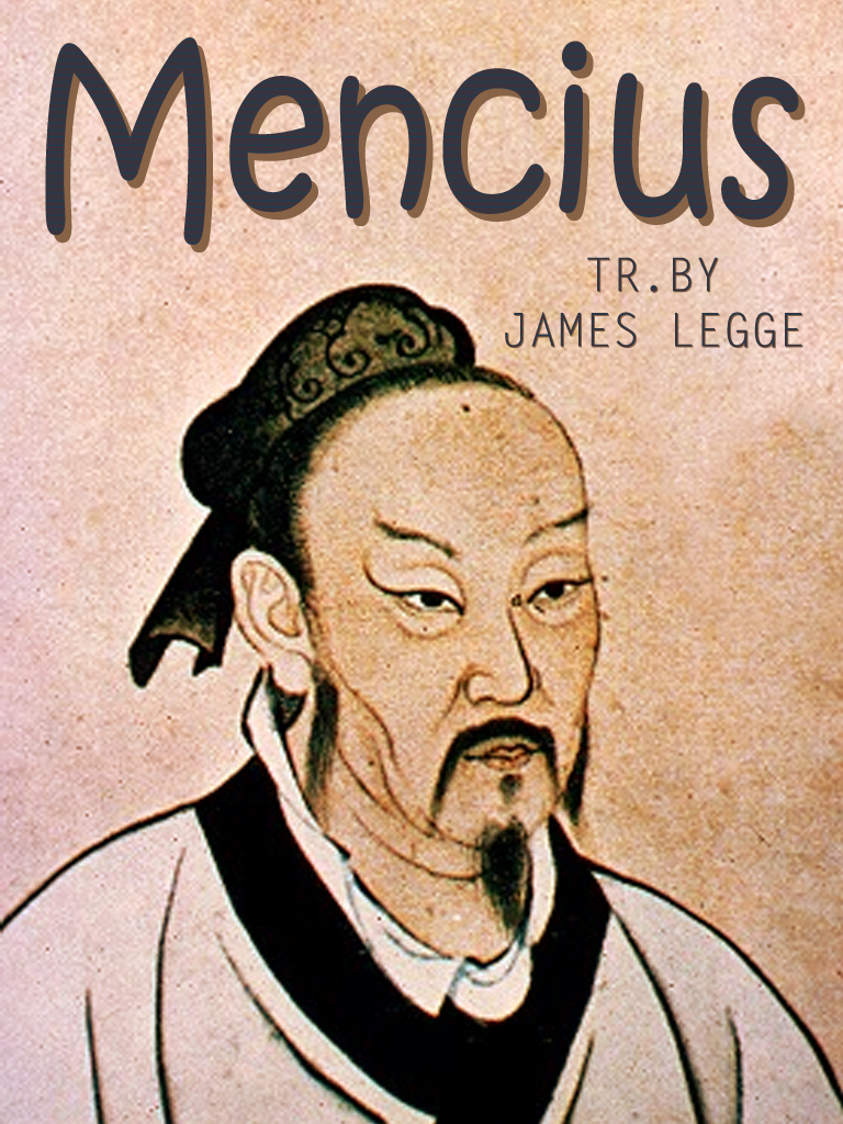 Mencius By: James Legge