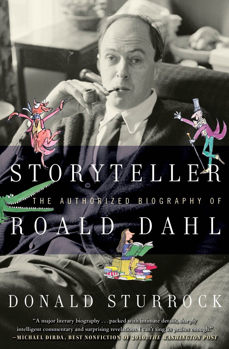 Storyteller By: Donald Sturrock