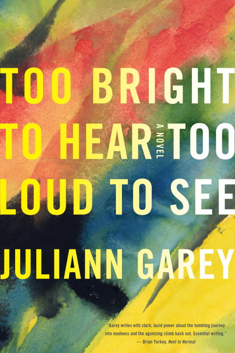 Too Bright to Hear Too Loud to See By:  Juliann Garey