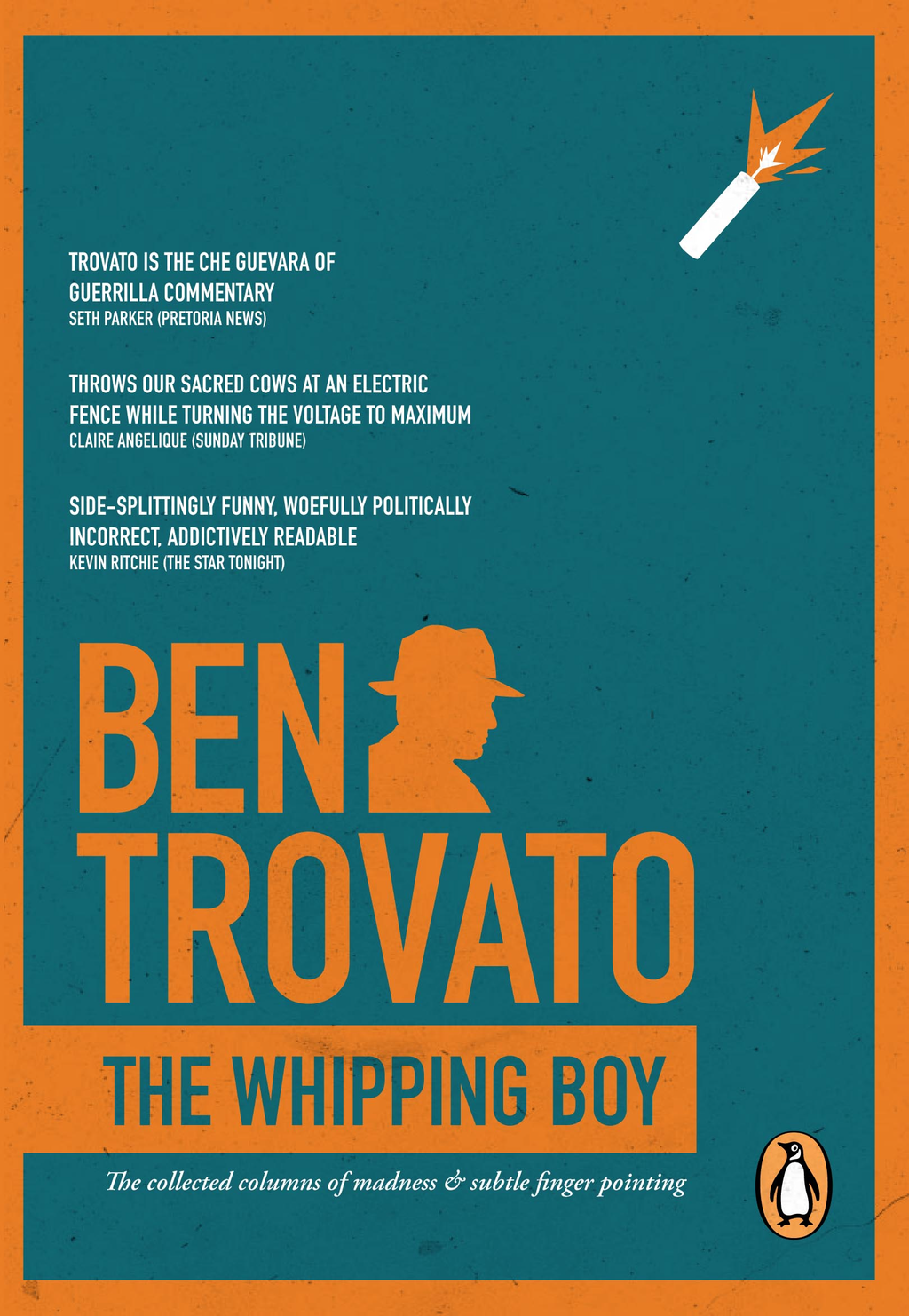 The Whipping Boy By: Ben Trovato