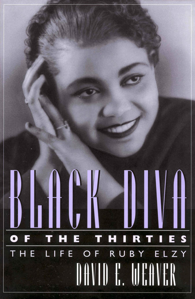 Black Diva of the Thirties