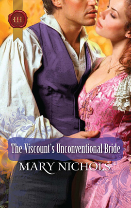 The Viscount's Unconventional Bride