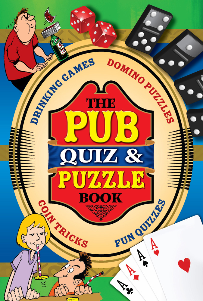 The Pub Quiz & Puzzle Book By: Arcturus Publishing