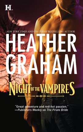 Night of the Vampires By: Heather Graham