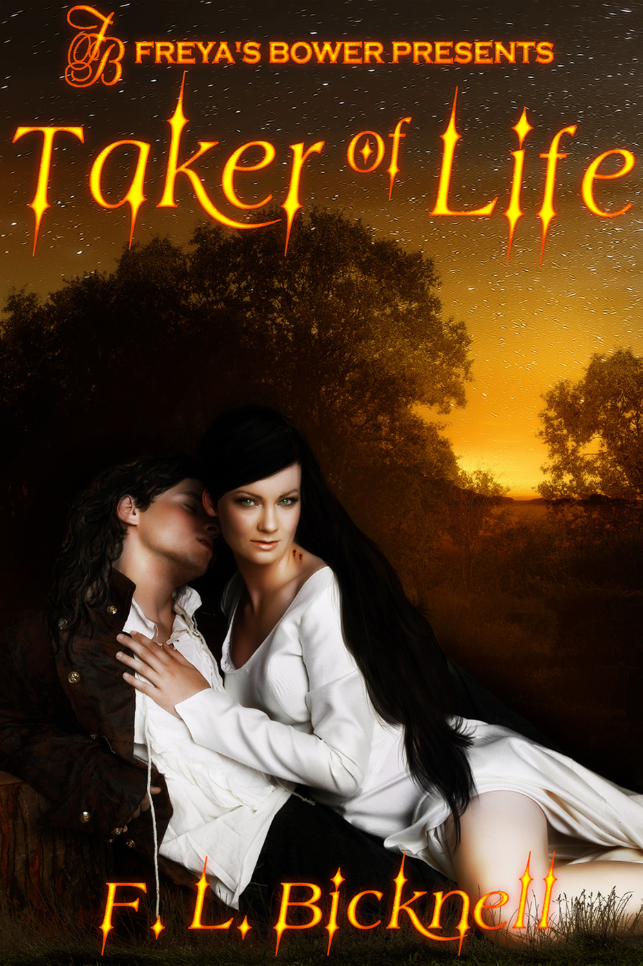 Taker of Life By: F.L. Bicknell