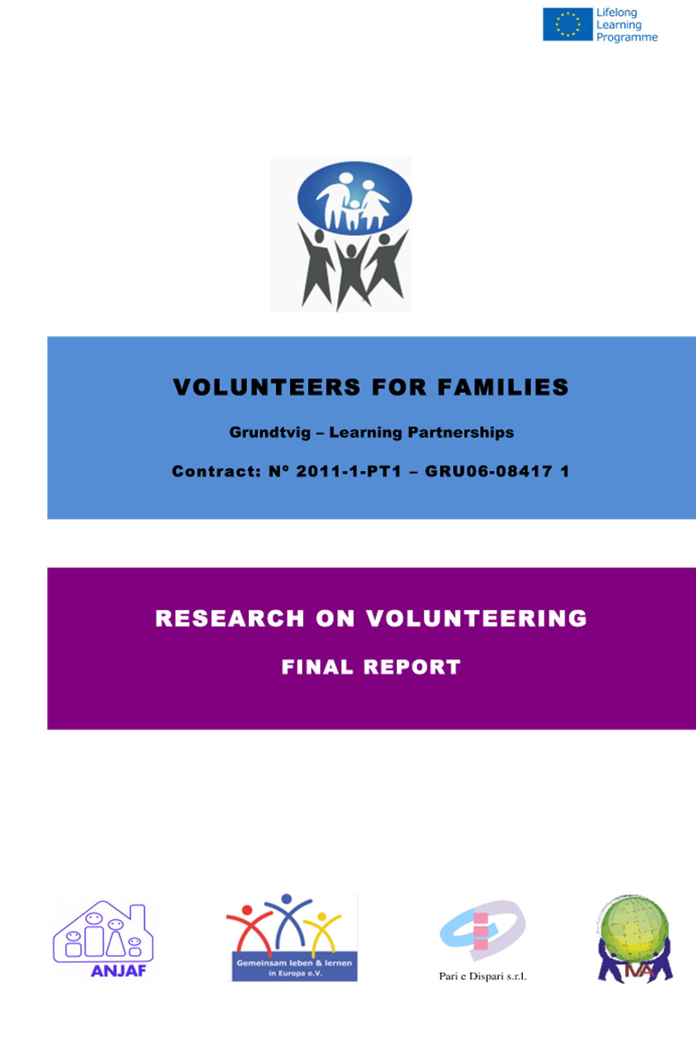 Volunteers for Families