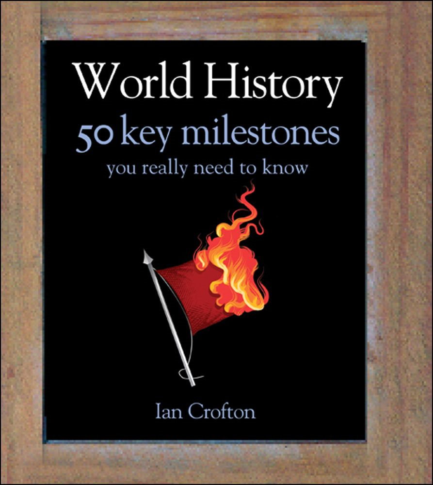 World History: 50 Key Milestones You Really Need to Know