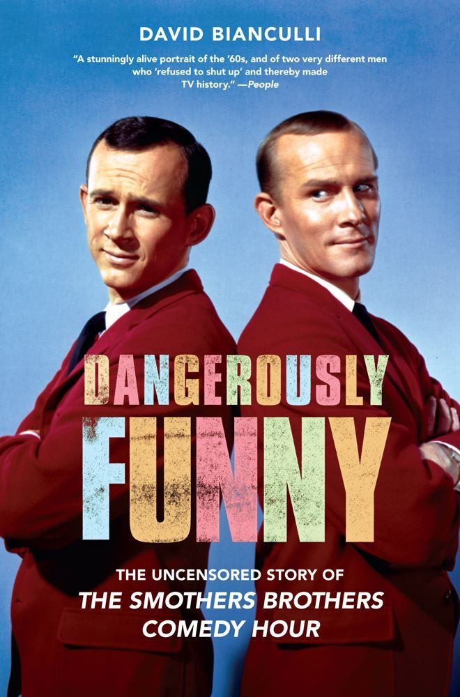 Dangerously Funny By: David Bianculli