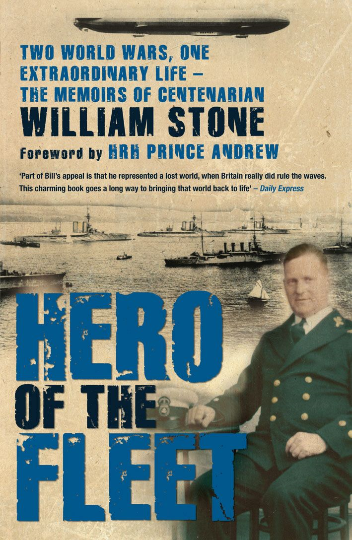 Hero of the Fleet By: William Stone