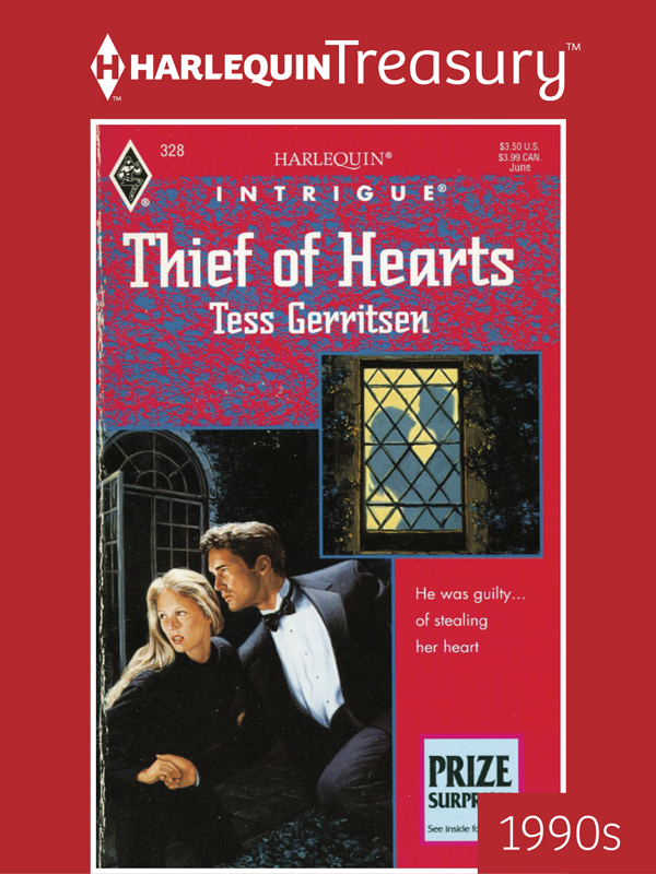 Thief of Hearts By: Tess Gerritsen