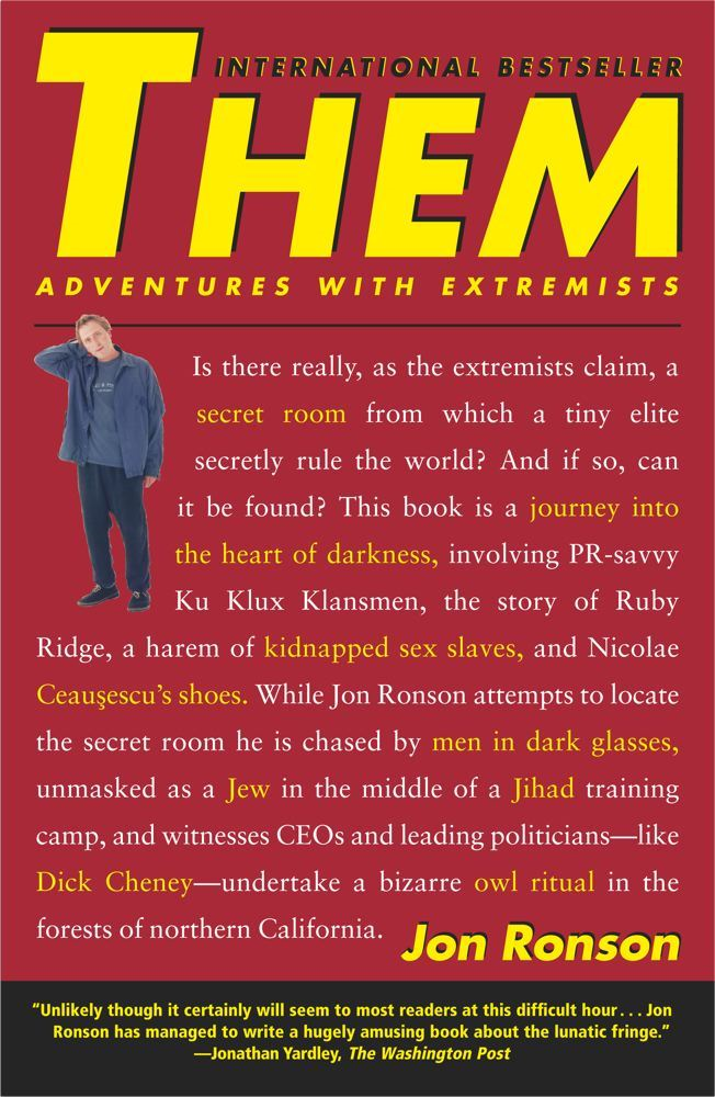 Them By: Jon Ronson