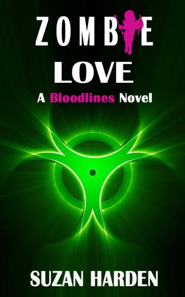 Zombie Love (Bloodlines #2)