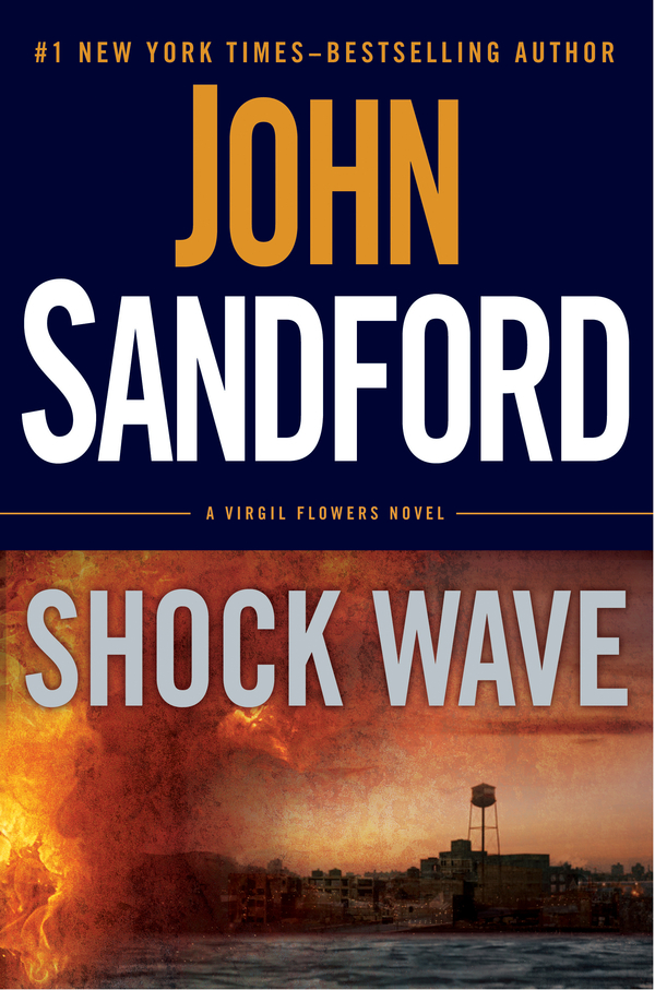 Shock Wave By: John Sandford