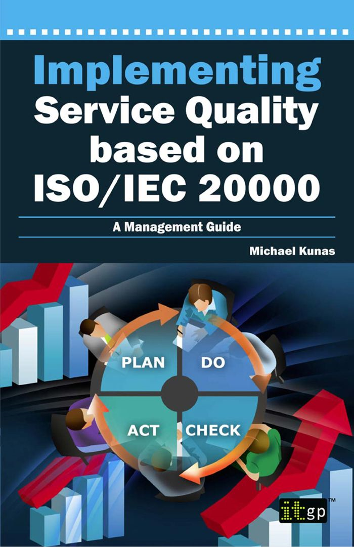 Implementing Service Quality based on ISO/IEC 20000 By: Michael Kunas