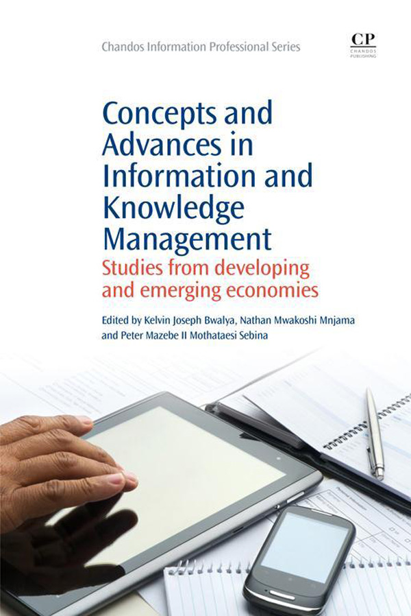 Concepts and Advances in Information Knowledge Management Studies from Developing and Emerging Economies