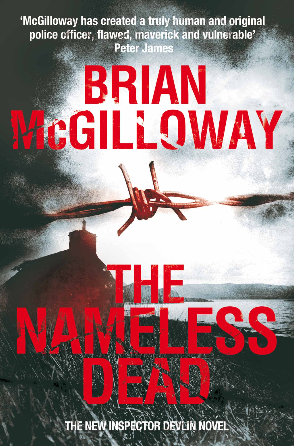 The Nameless Dead By: Brian McGilloway