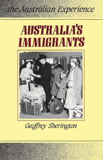 Australia's Immigrants