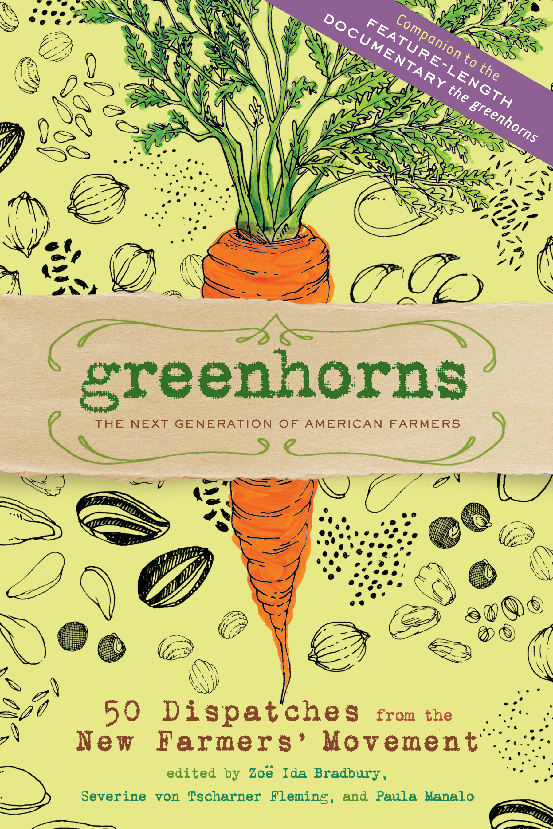 Greenhorns By: